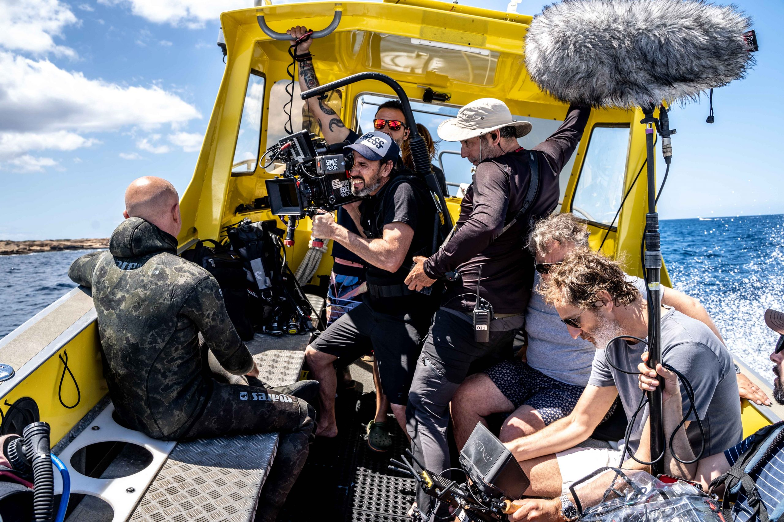Making of Estrella DAmm 19 - Ricardo Miras - Fotógrafo Professional